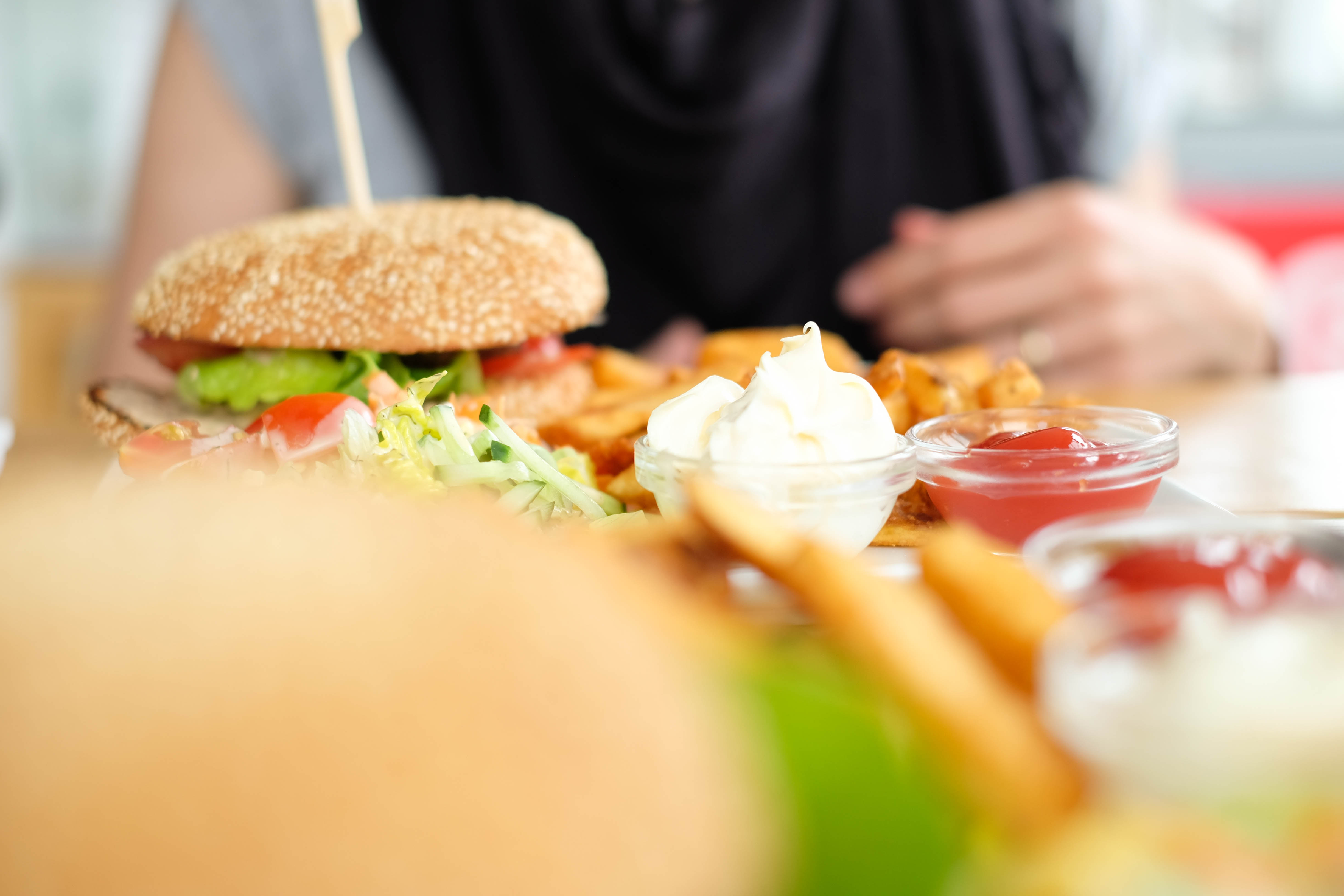 Burger Quintings Fehmarn, Orth