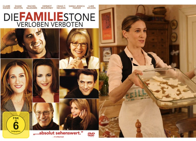 Weihnachtsfilme Tips Must see Liste Familie Stone