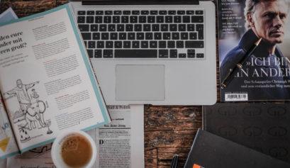 Home Office Ideen Tips Laptop Apple Macbook Air