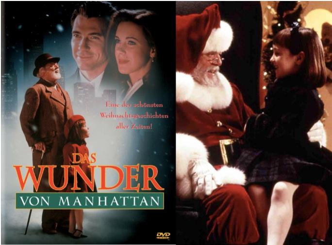 Weihnachtsfilme Tips Must see Liste Wunder Manhattan