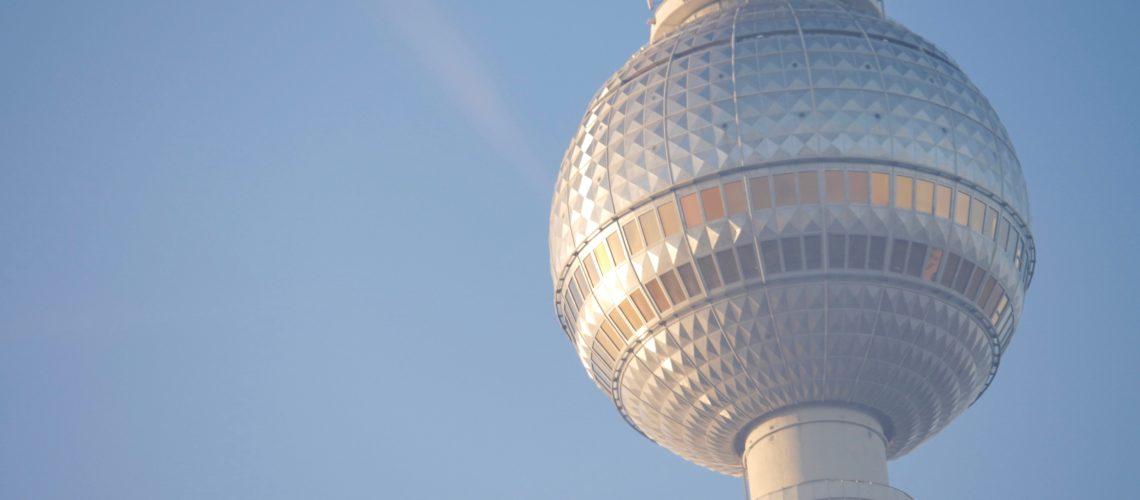 Der Fernsehturm zur Berlinale