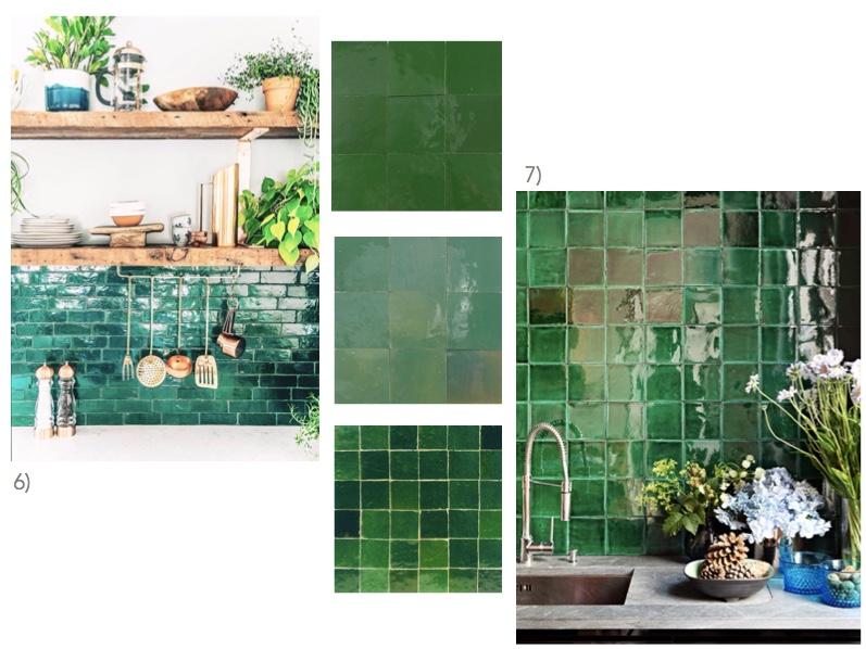 Mut Zur Farbe? Wir Bewegen Uns Bei Der Farbrange In Unserem Haus Eher In  Den Farben Der Natur Und Da Würde Grün Eigentlich Toll Reinpassen.