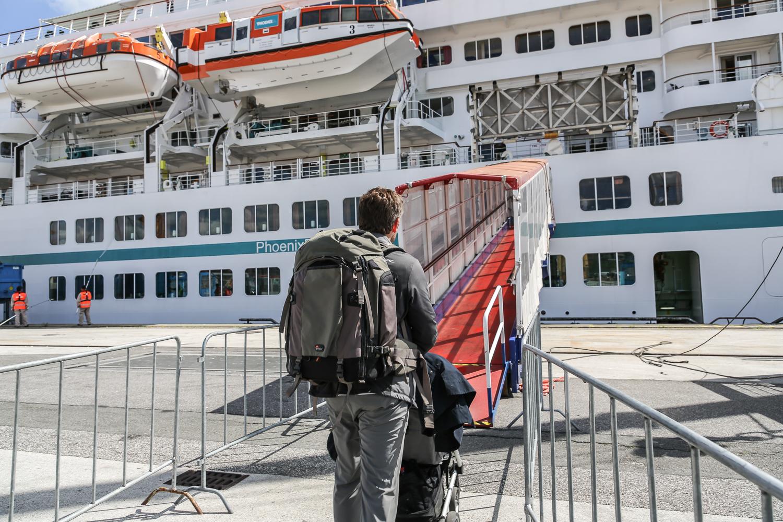 MS Amadea Phoenix Nordmeer Kreuzfahrtschiff Spitzbergen Norwegen