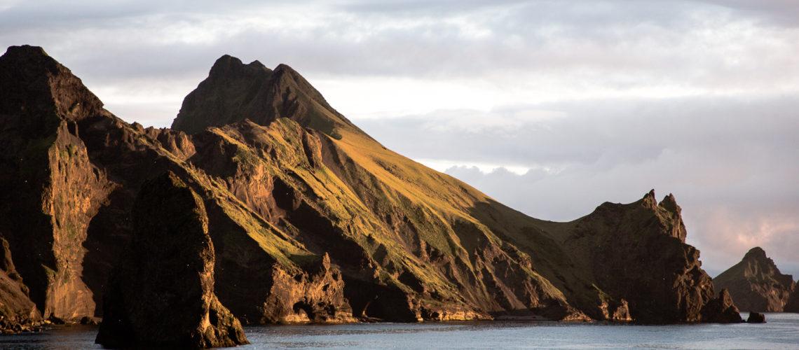 Heimaey Westmännerinseln Island