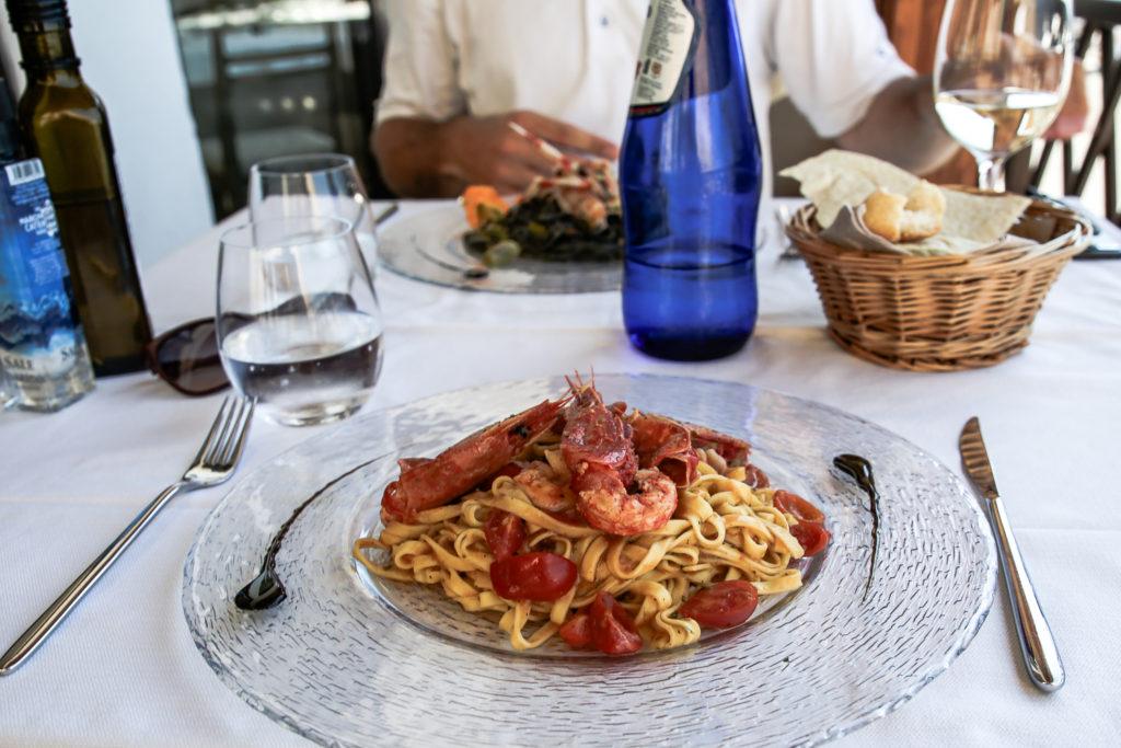 Essen Restaurant Nautilus
