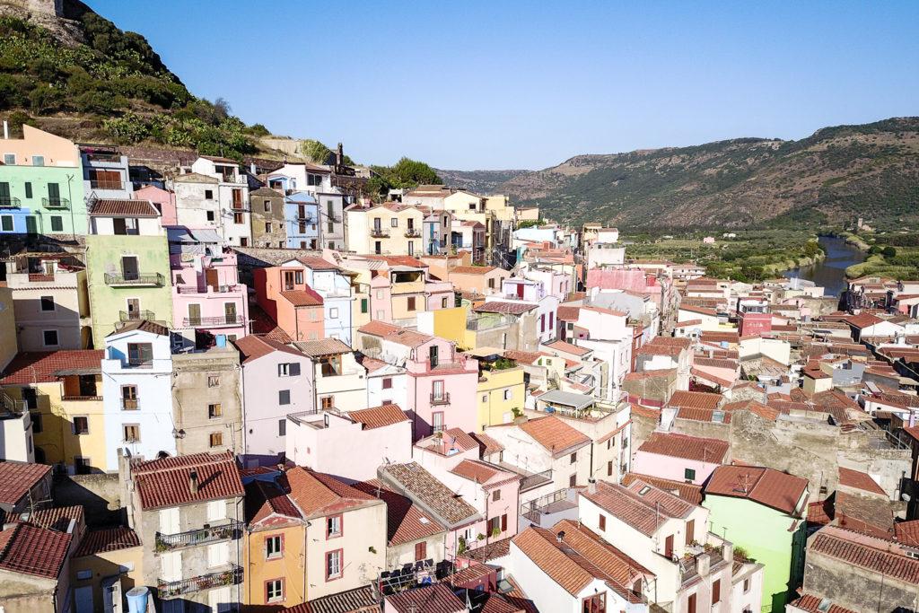 DJI Mcvic Aerial von Boss auf Sardinien