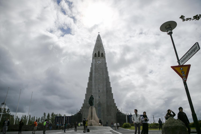 reykjavik hallgrímskirkja kirche church