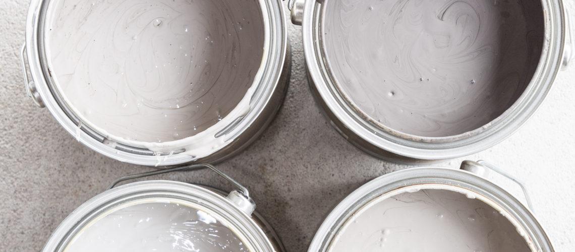 Alpina Feine Farben Grau Beige Greige Creme Taupe