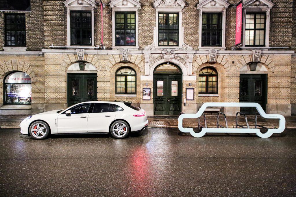 Porsche Panamera Sport Turismo, 2017, Porsche AG