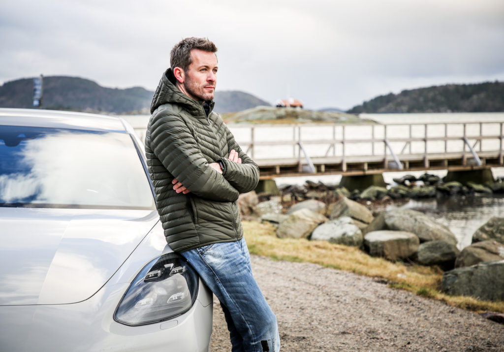 Jan Hartmann, Porsche Panamera Sport Turismo, 2017, Porsche AG