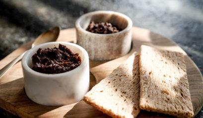 Aufstrich Nutella homemade selbstgemacht vegan Schoko Haselnuss