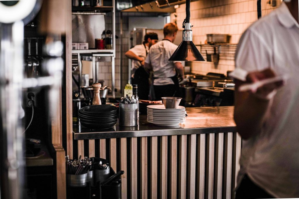 Svärdsklova Restaurant Nyköping Food Kitchen cook
